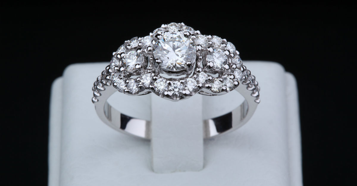 69c3a1f8f19 Protect Your Engagement Ring For A Lifelong Sparkle - Wilson ...